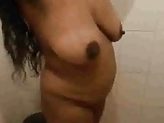 Big Boobs, Close Up, Indian, Massage