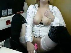 Amateur, Big Boobs, Nipples, Webcam