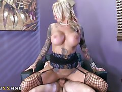 Big Boobs, Big Butts, Blonde, Blowjob, MILF