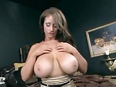 Big Boobs, Brunette, Masturbation, MILF