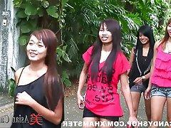 Asian, Babe, Teen, Thai