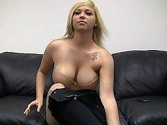Amateur, Babe, Big Tits, Blonde, Casting