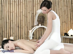 Babe, Indian, Massage, Teen