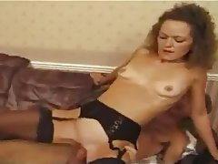 British, Facial, Hardcore, Mature, Stockings