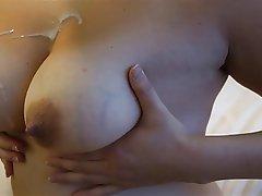 Amateur, Cumshot, Nipples