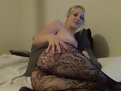 Blonde, Orgasm, POV