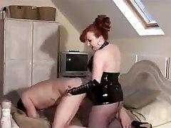 Anal, BDSM, British, Mature, Strapon