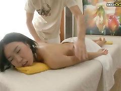 Asian, Blowjob, Massage, Teen