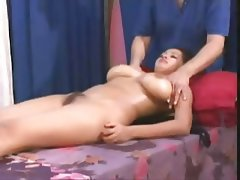 Blowjob, Cumshot, Indian, Massage